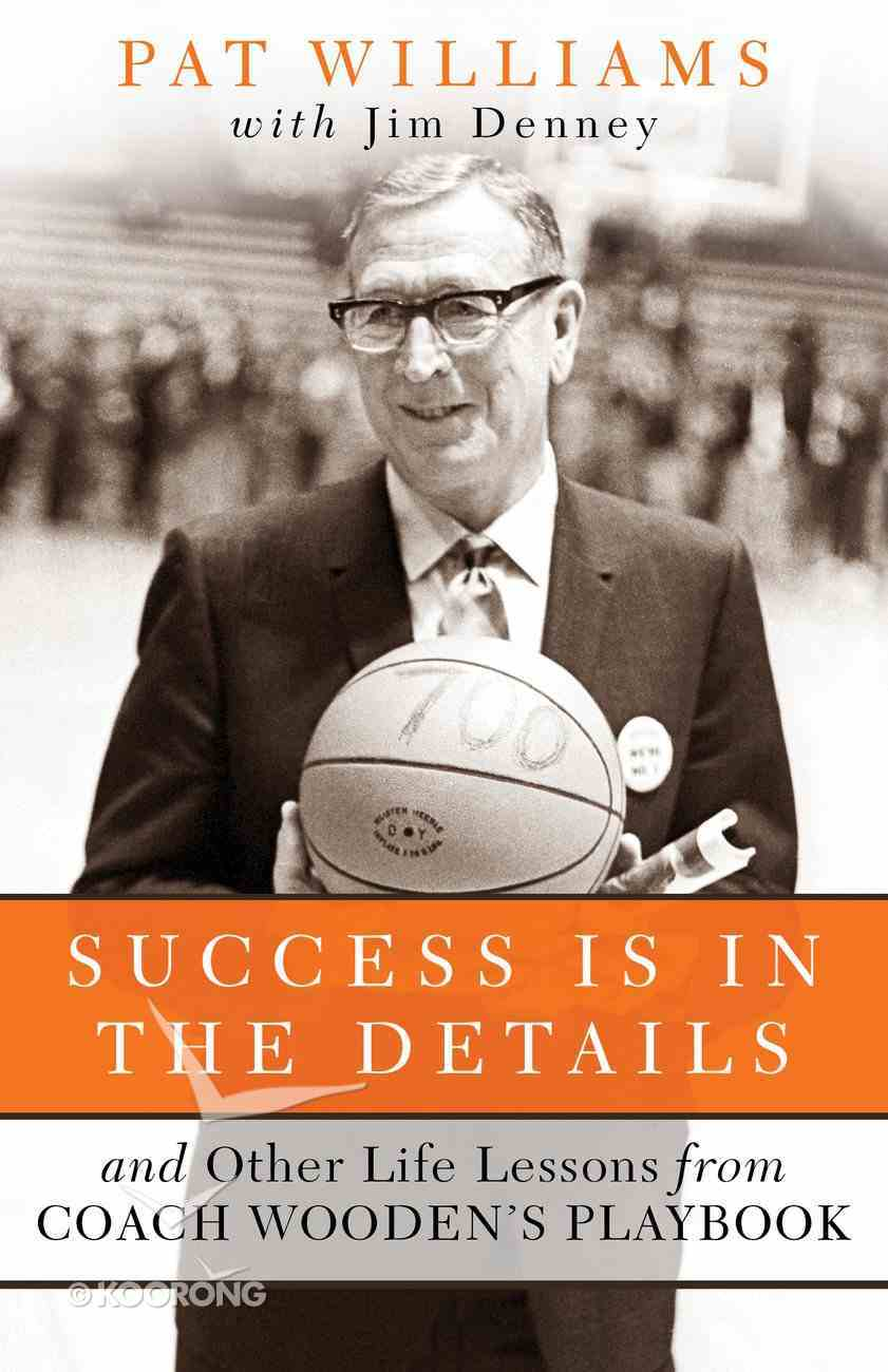 Success is in the Details eBook