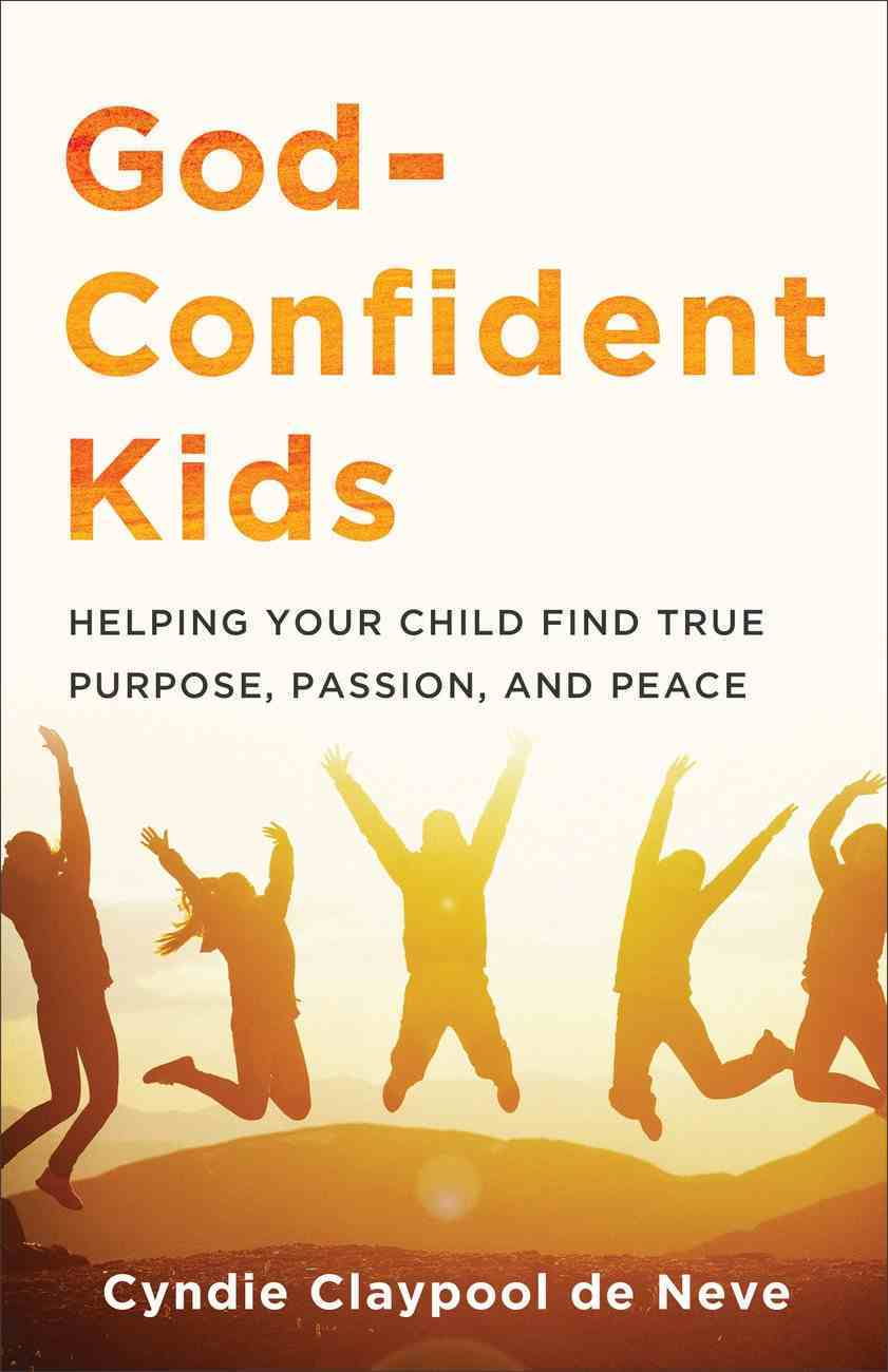God-Confident Kids eBook