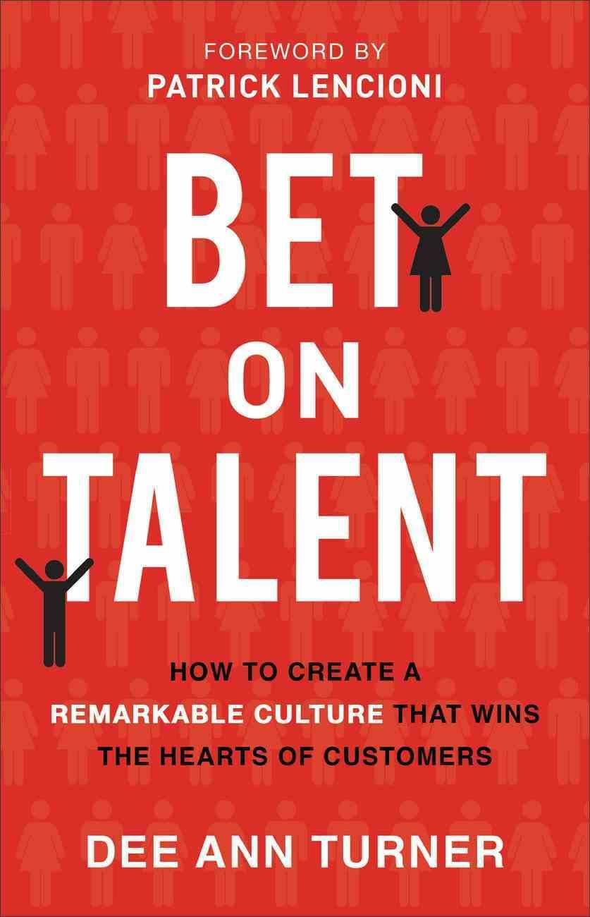 Bet on Talent eBook