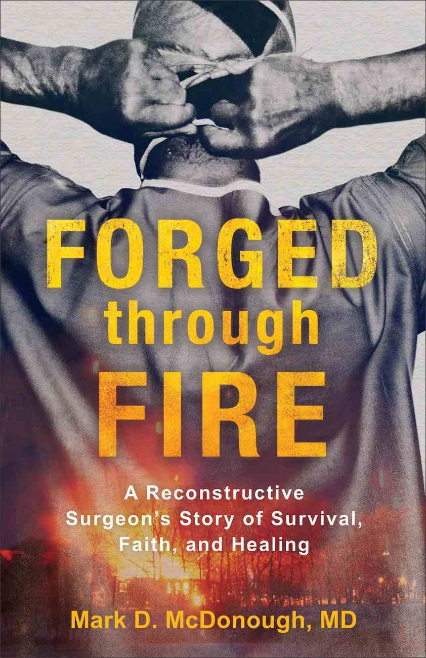 Forged Through Fire eBook