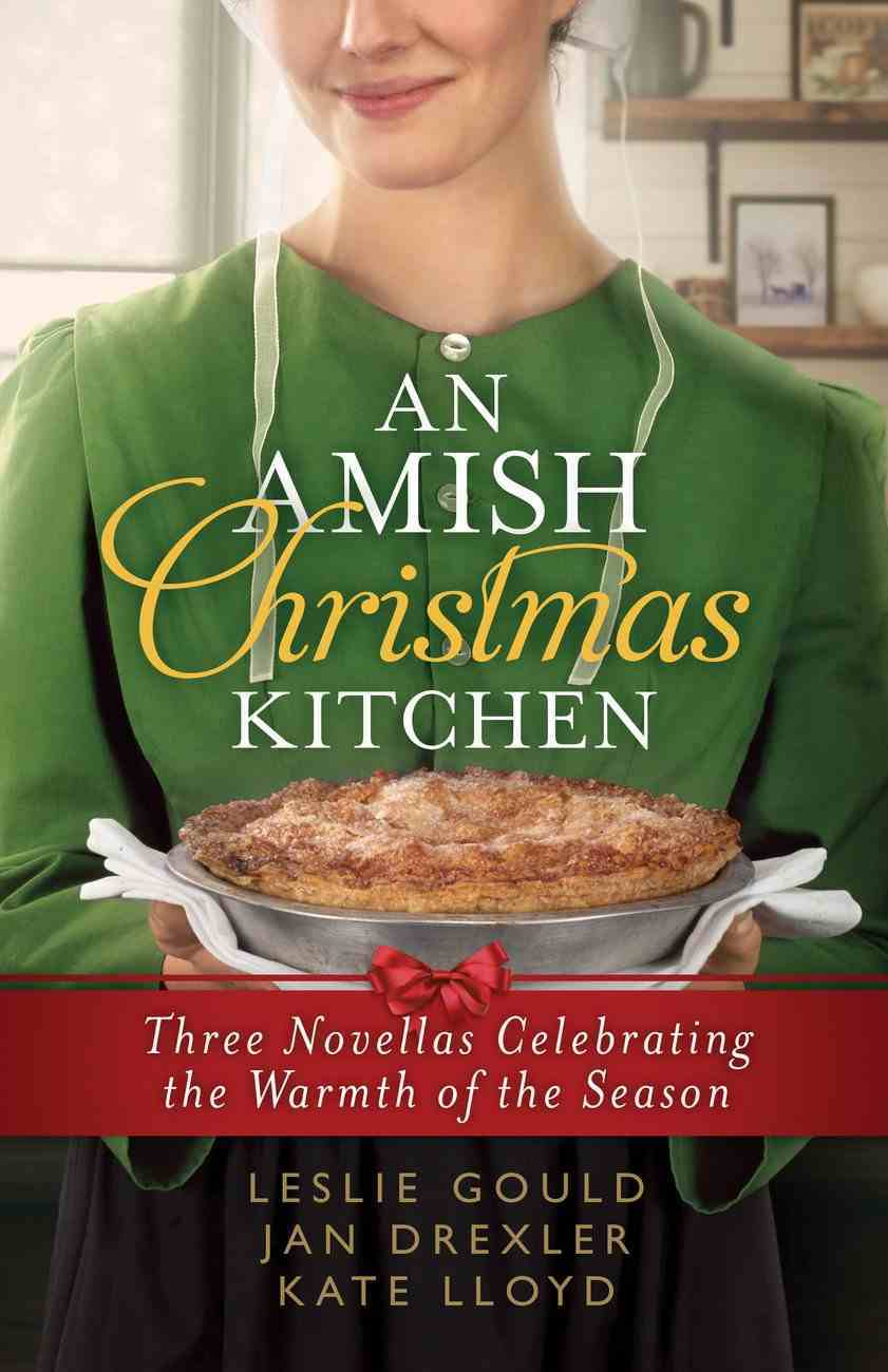 A Amish Christmas Kitchen (3 Books In 1) eBook