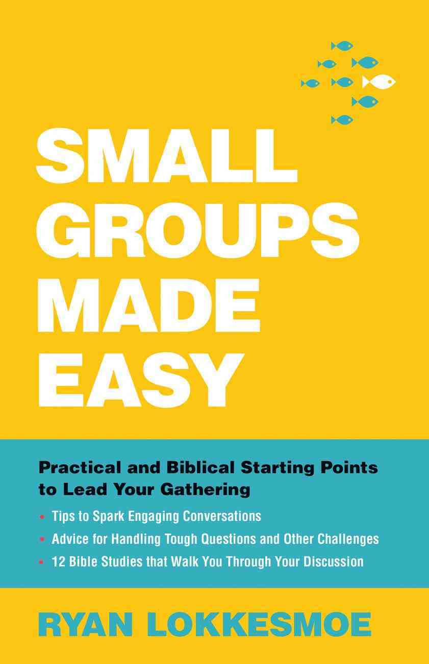 Small Groups Made Easy eBook