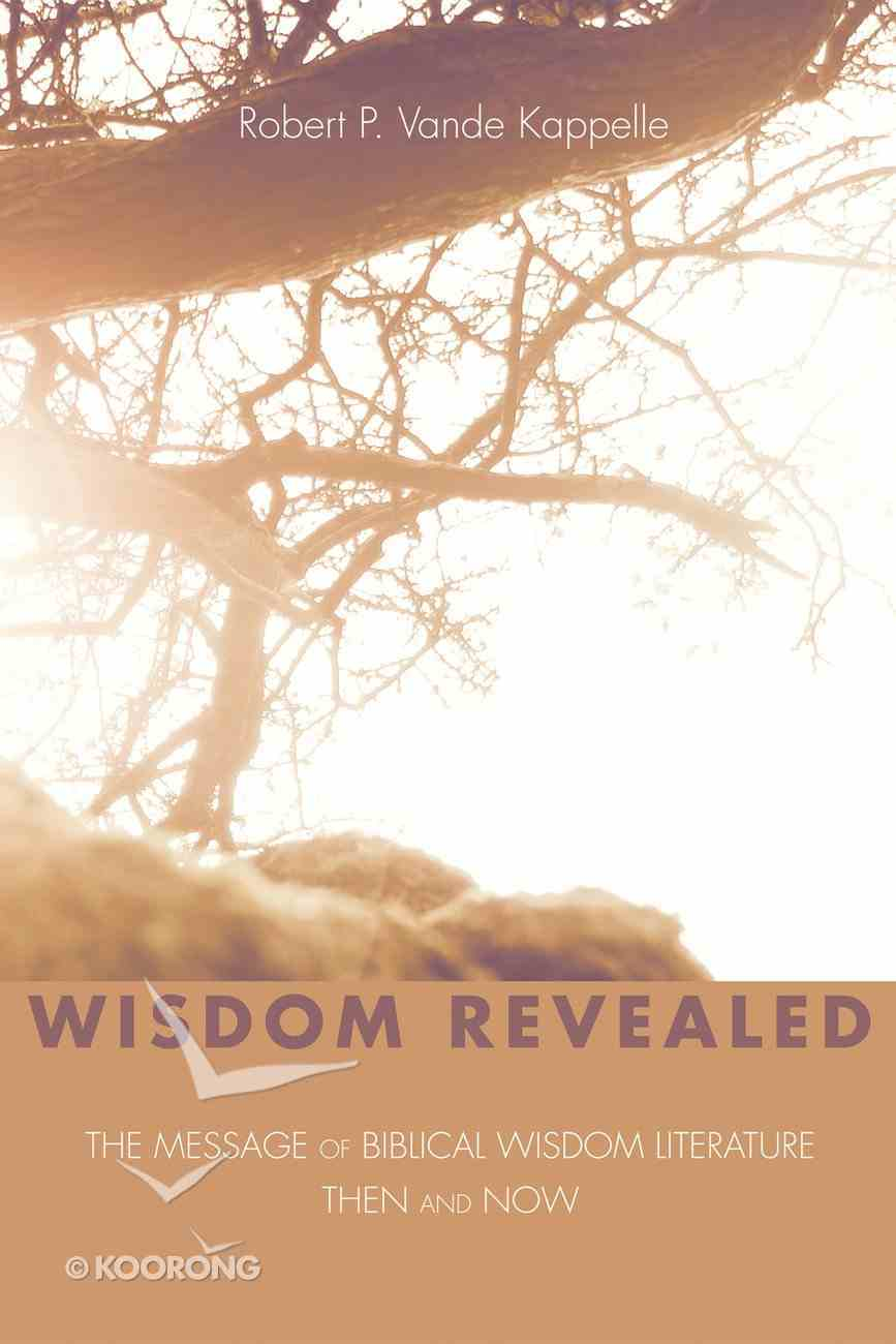 Wisdom Revealed eBook