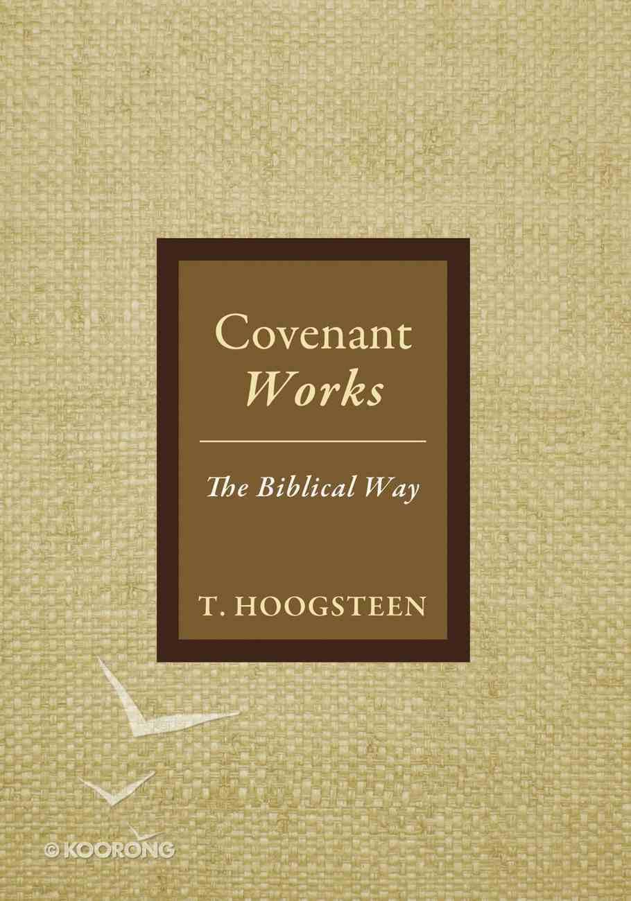 Covenant Works eBook