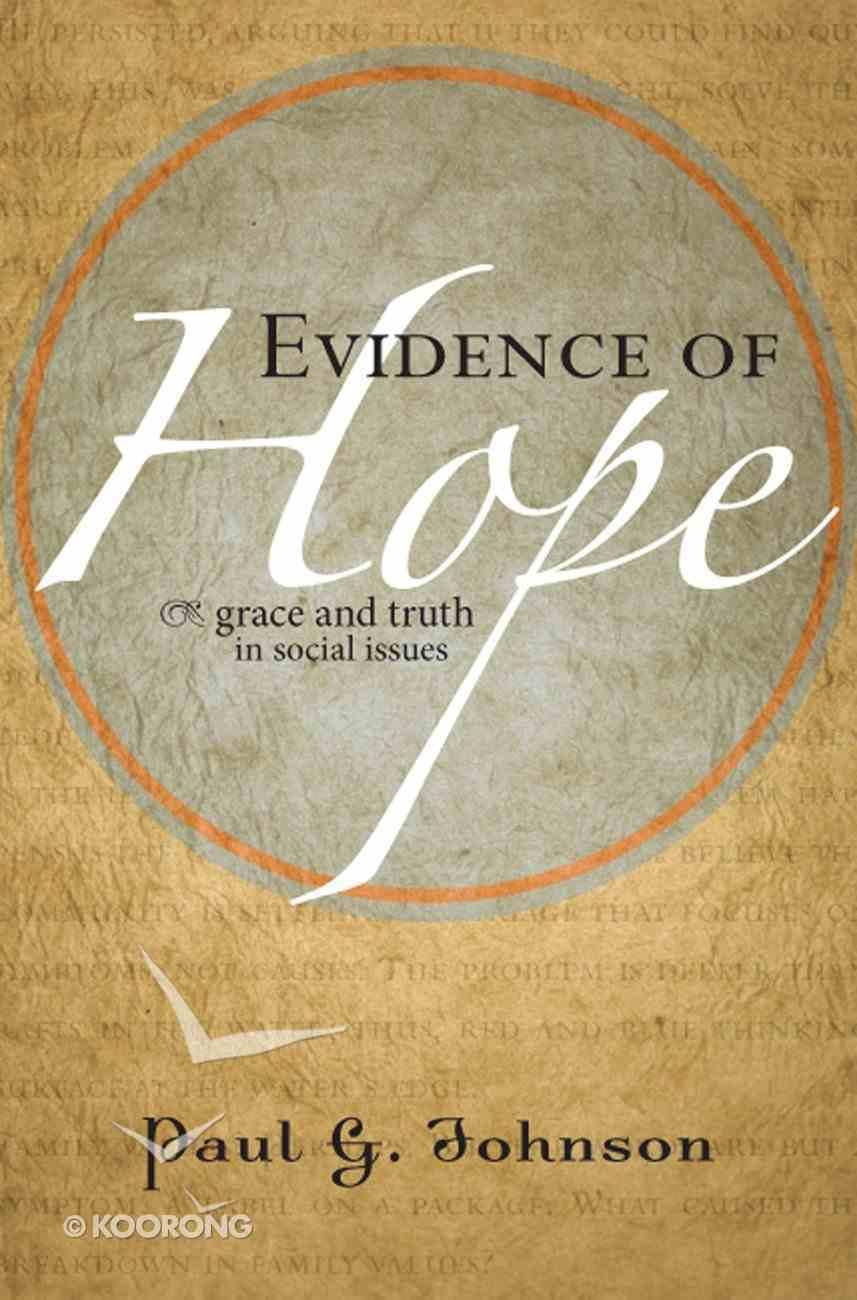 Evidence of Hope eBook