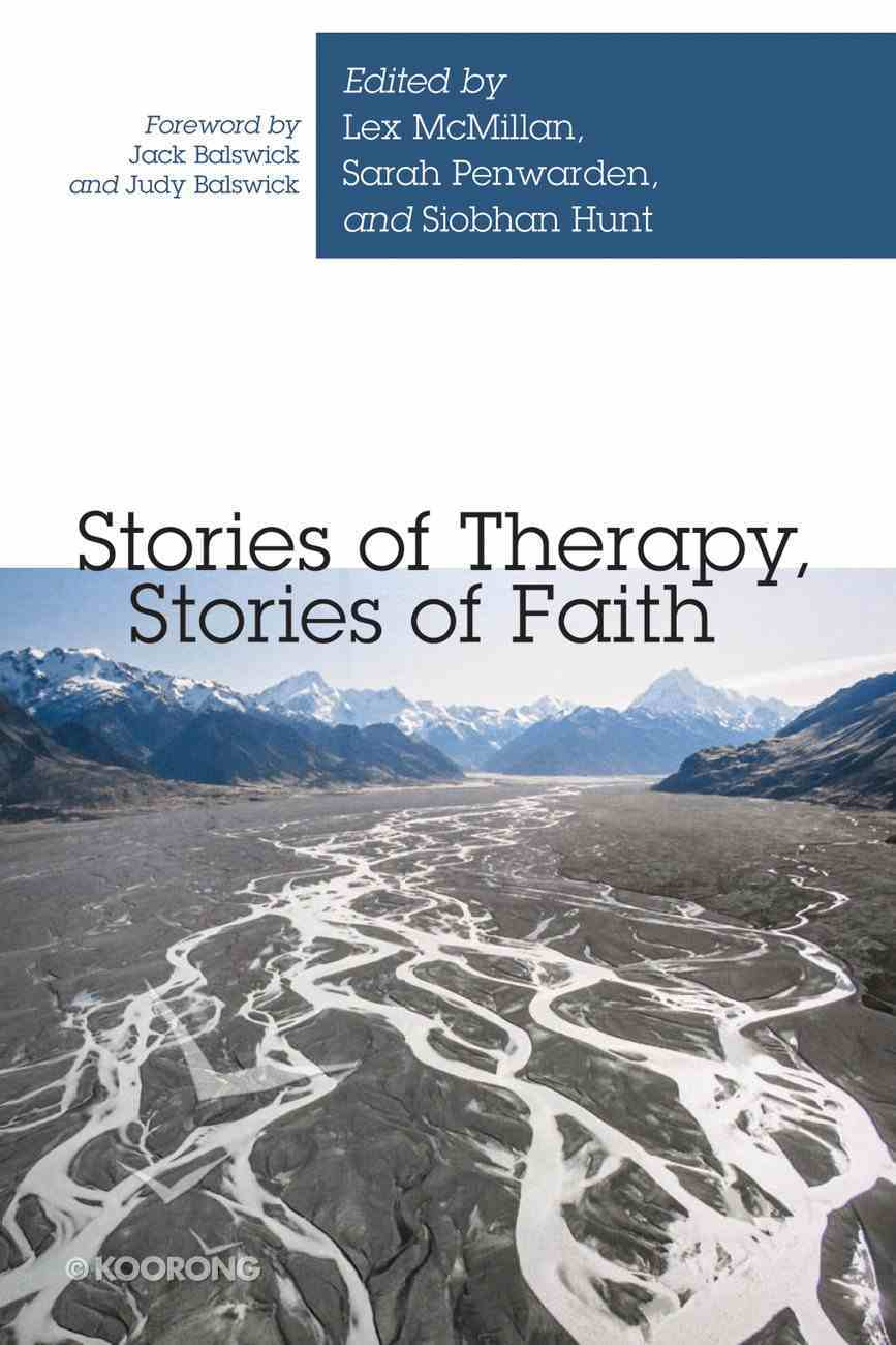 Stories of Therapy, Stories of Faith eBook