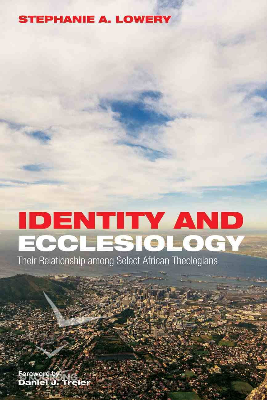 Identity and Ecclesiology eBook