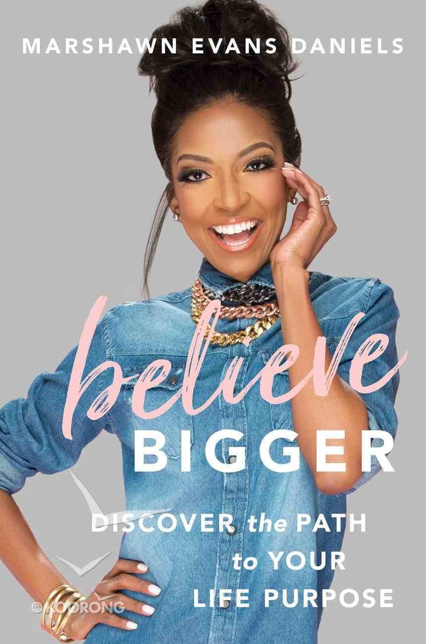 Believe Bigger eBook