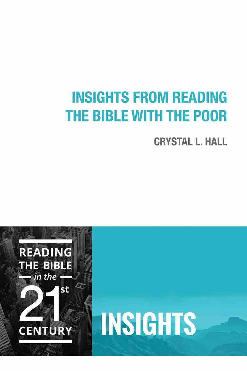 Insights From Reading the Bible With the Poor (Insights Series) eBook