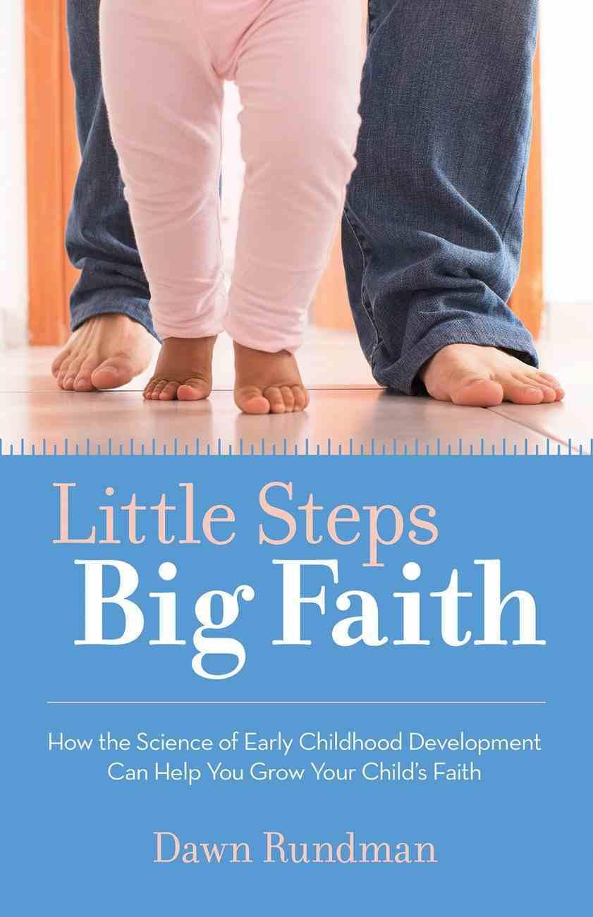 Little Steps, Big Faith eBook