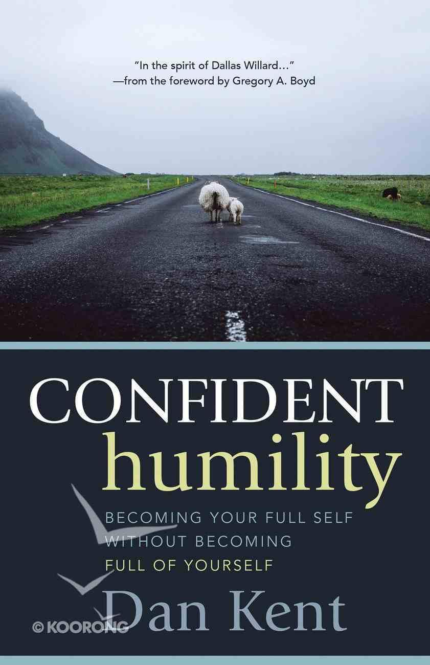 Confident Humility eBook