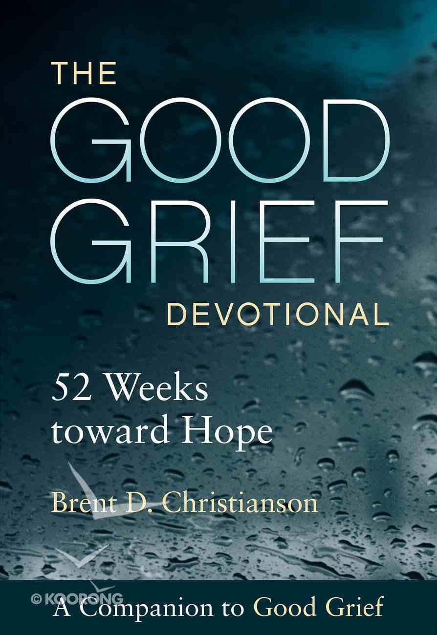 The Good Grief Devotional eBook