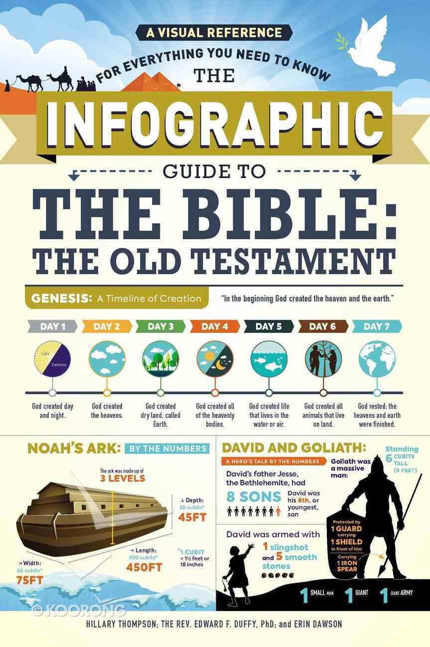 Infographic Guide to the Bible: The the Old Testament eBook