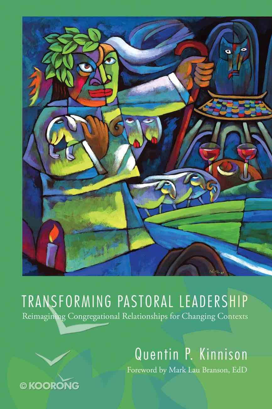 Transforming Pastoral Leadership eBook