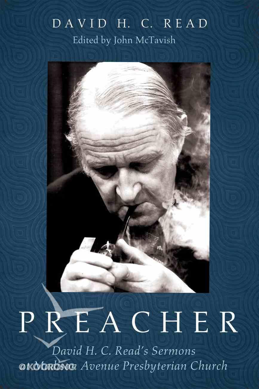 Preacher eBook
