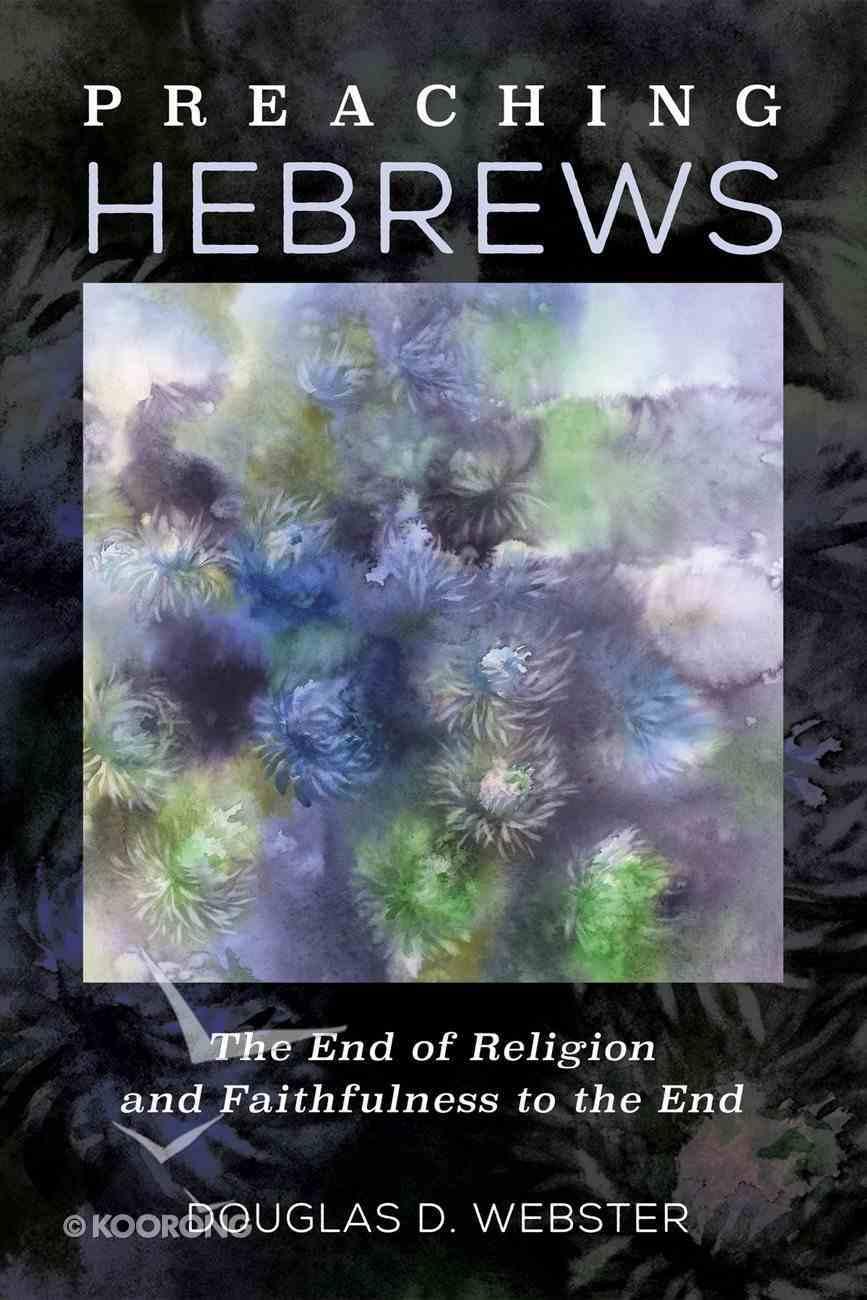 Preaching Hebrews eBook