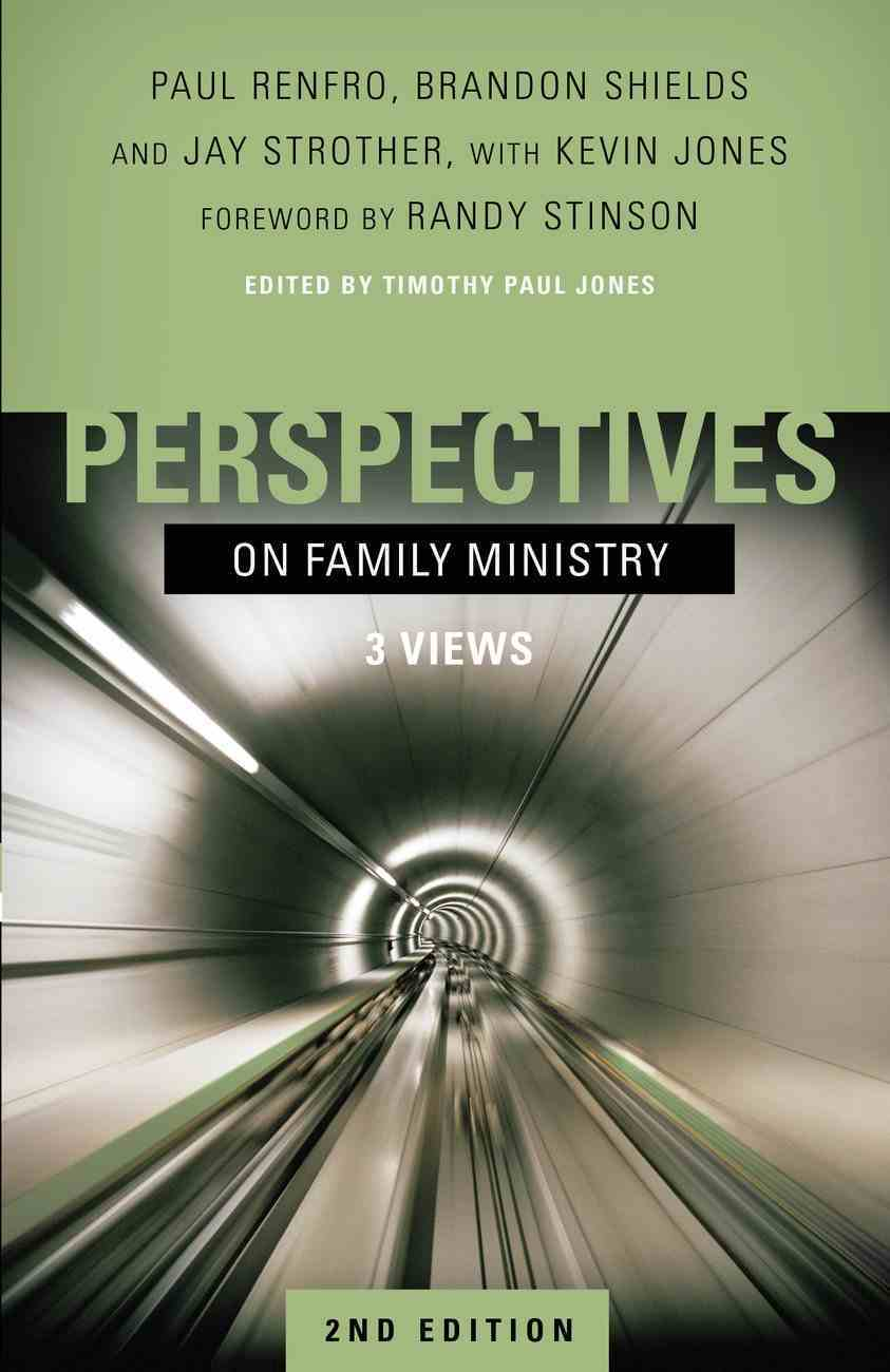 Perspectives on Family Ministry eBook