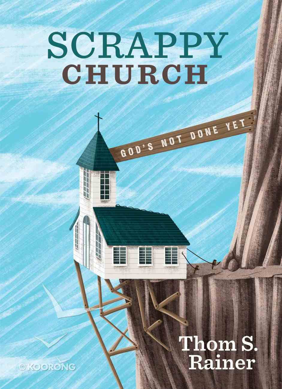 Scrappy Church eBook