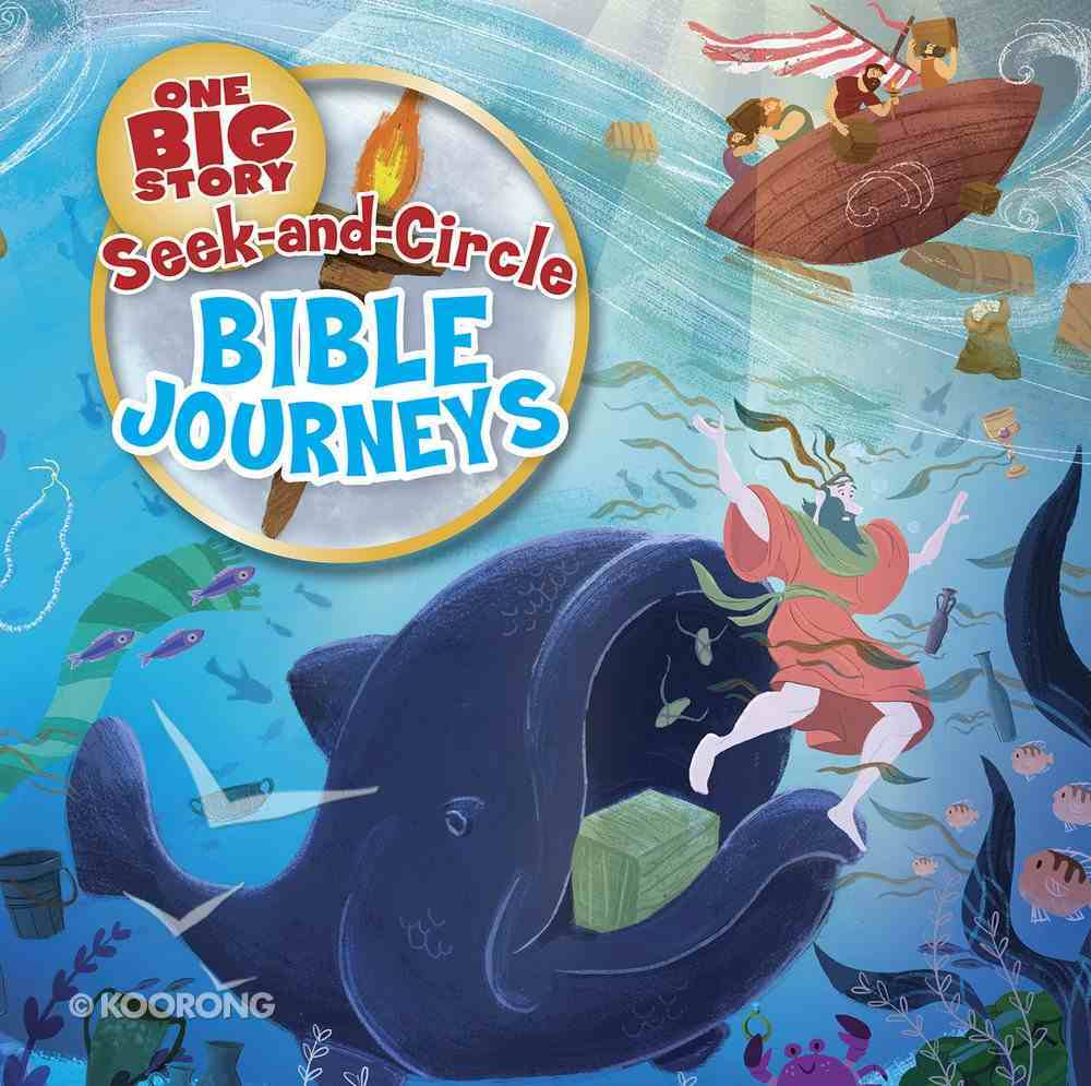 Seek-And-Circle Bible Journeys (Seek-and-circle Series) eBook
