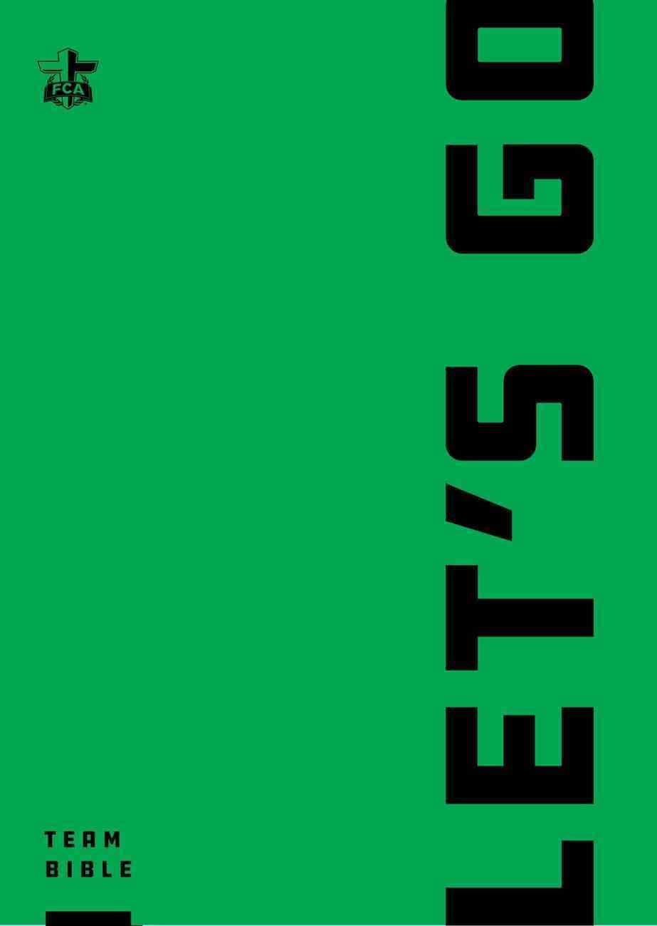 Team Bible: Let's Go Edition eBook