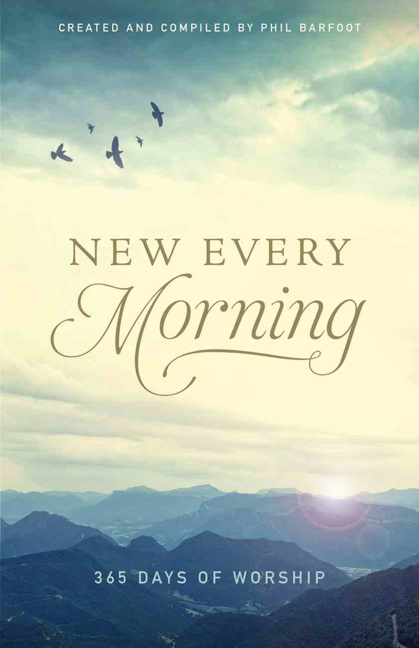 New Every Morning eBook