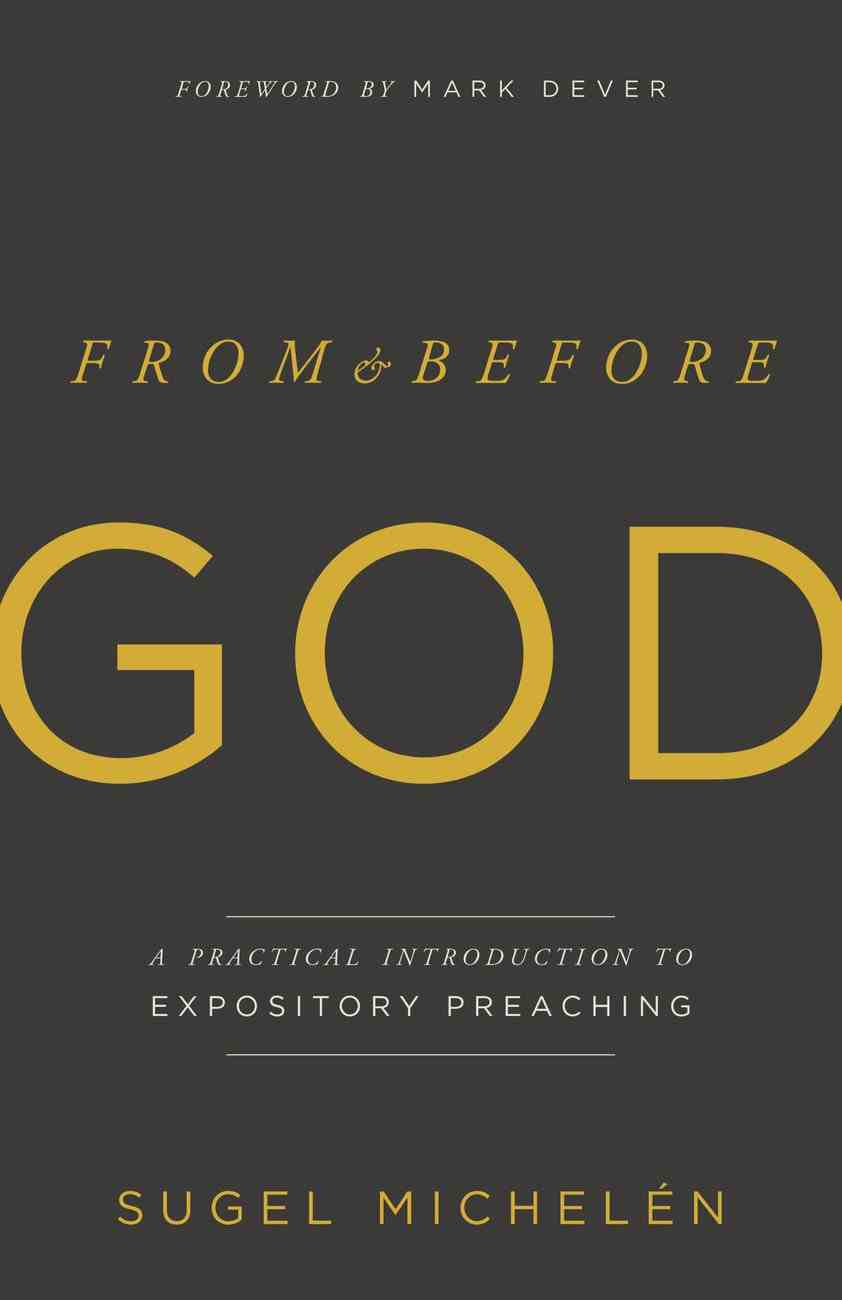 From and Before God eBook