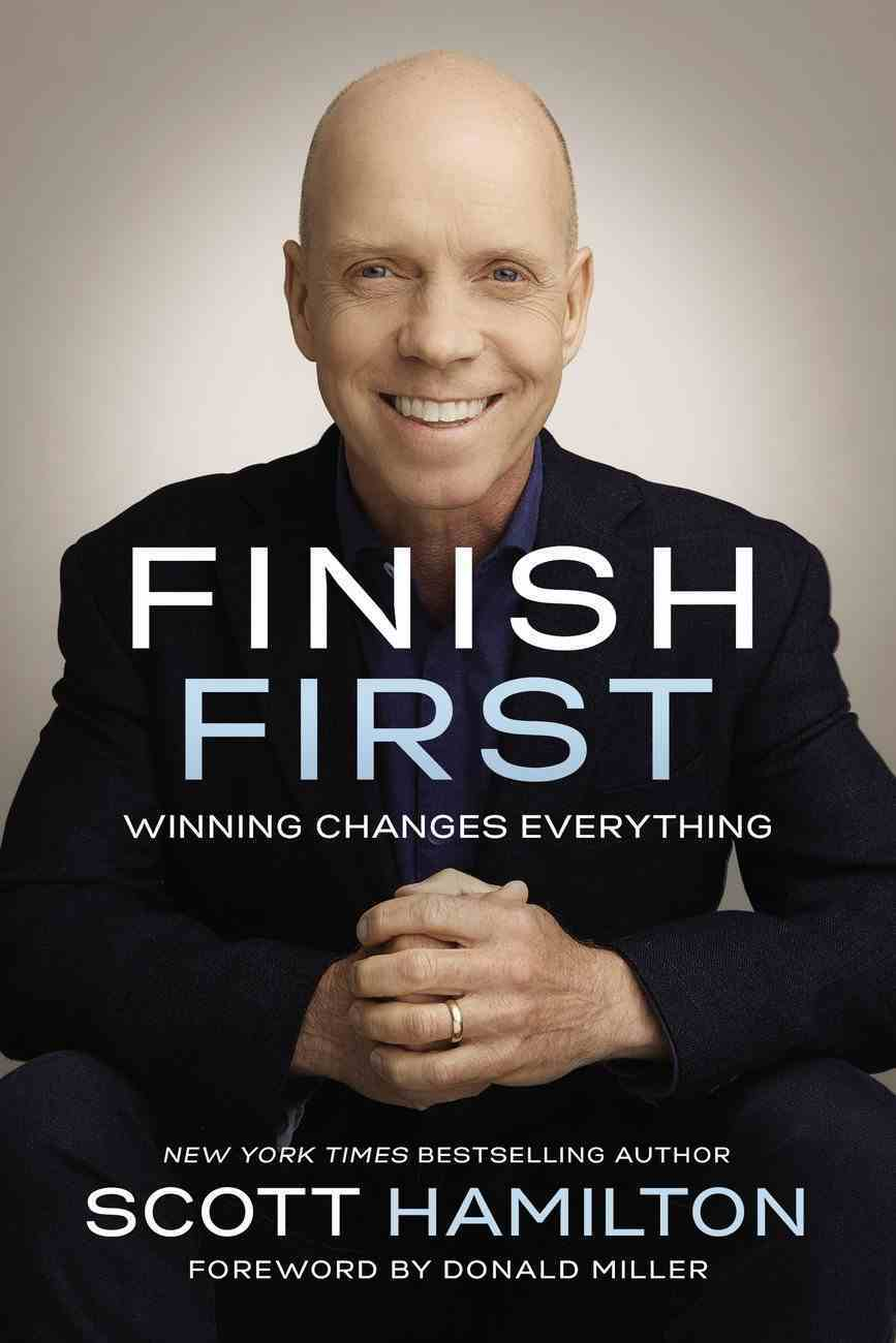 Finish First: Winning Changes Everything (Unabridged, Mp3) CD