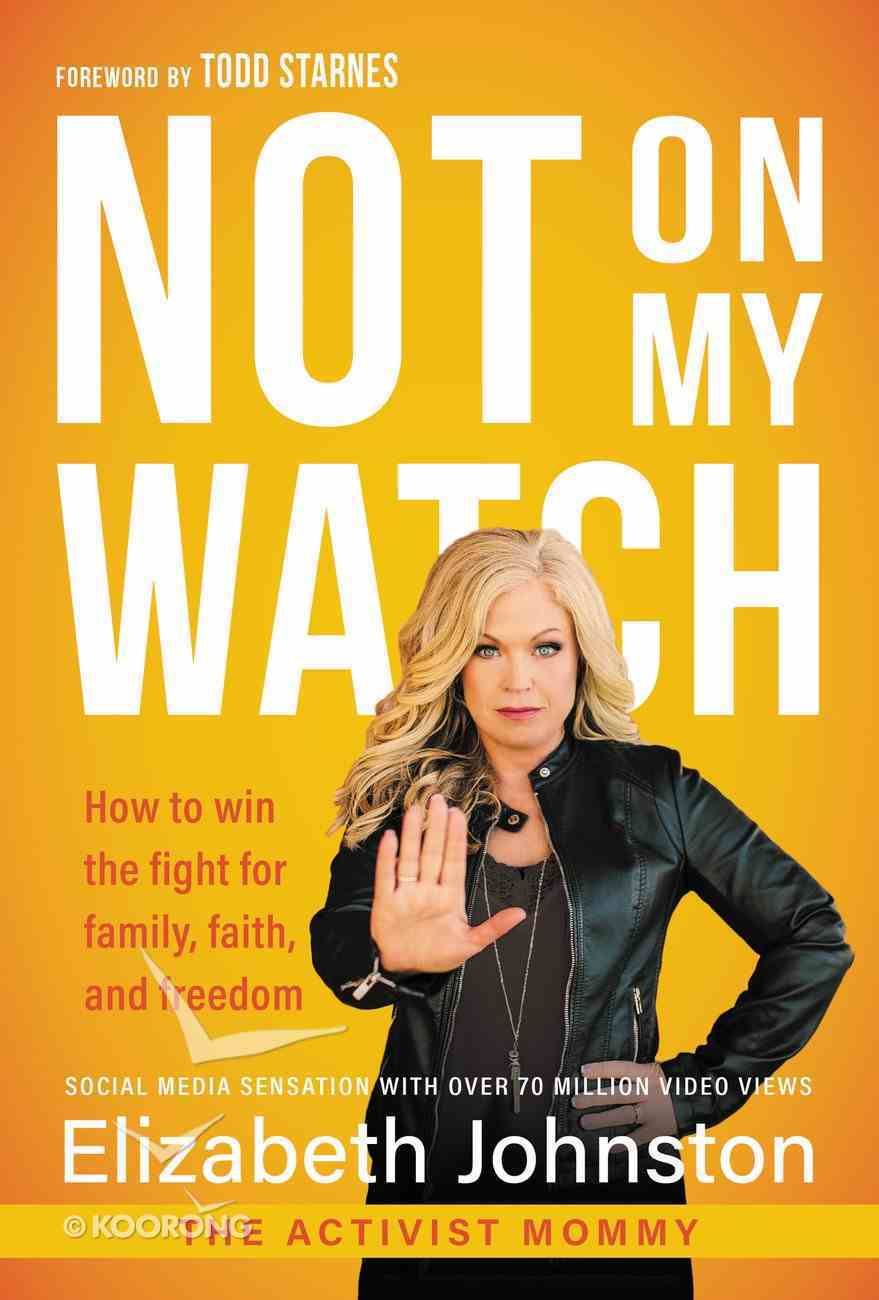 Not on My Watch eAudio Book