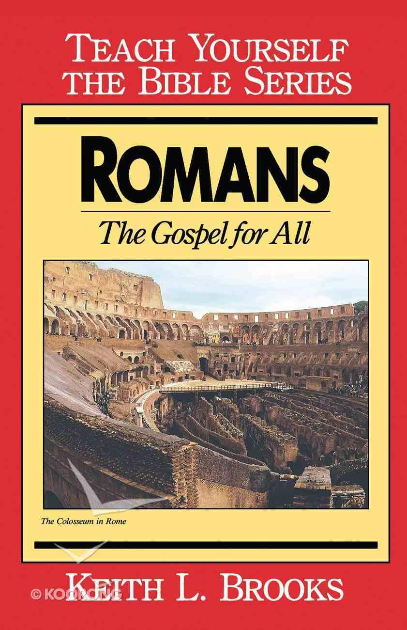 Romans (Teach Yourself The Bible Series) eBook