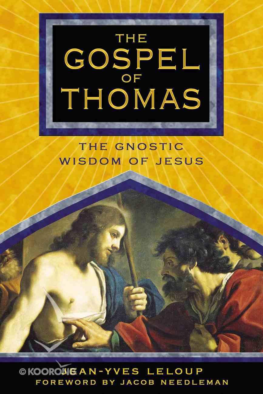 The Gospel of Thomas eBook