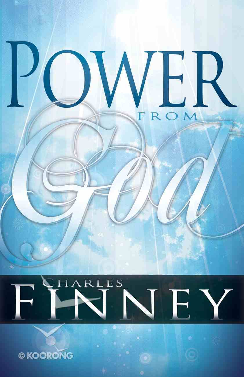 Power From God eBook