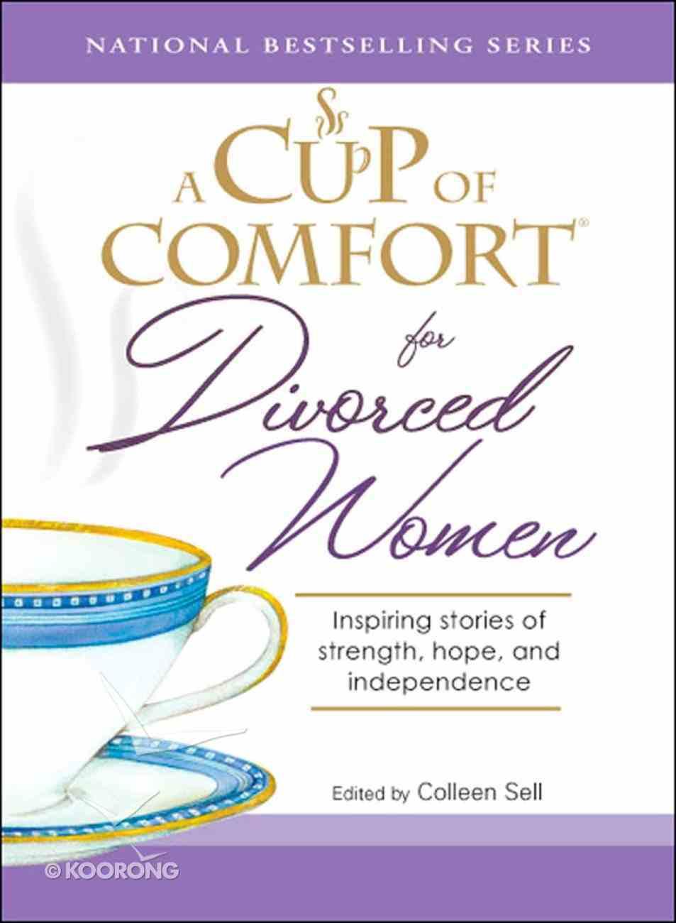 A Cup of Comfort For Divorced Women eBook