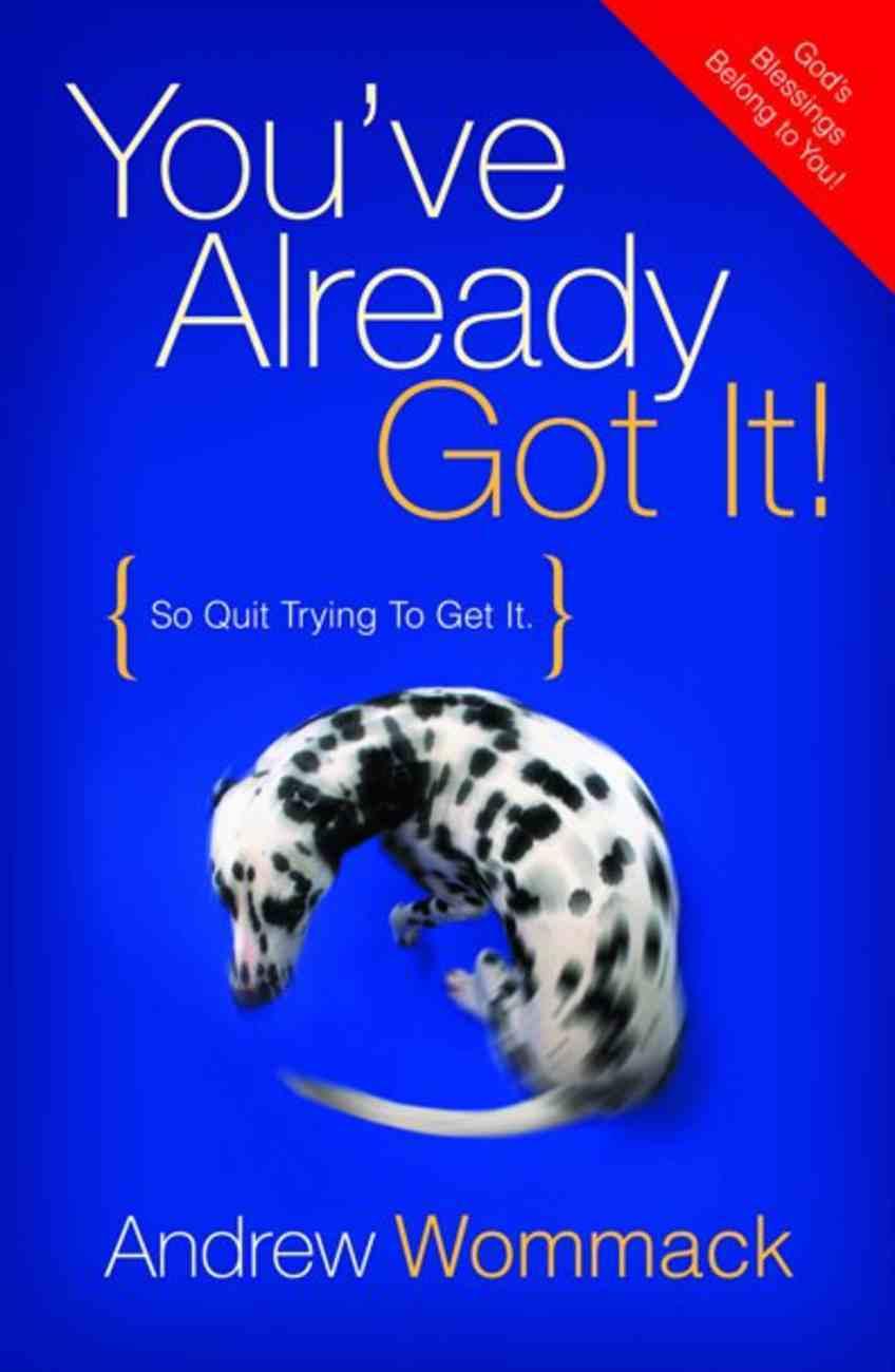 You've Already Got It! eBook