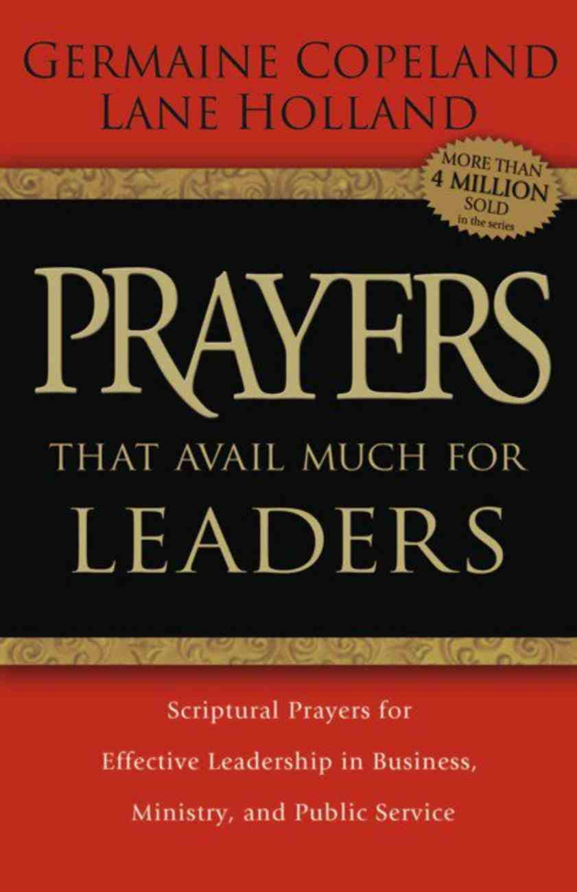 Prayers That Avail Much For Leaders (Prayers That Avail Much Series) eBook