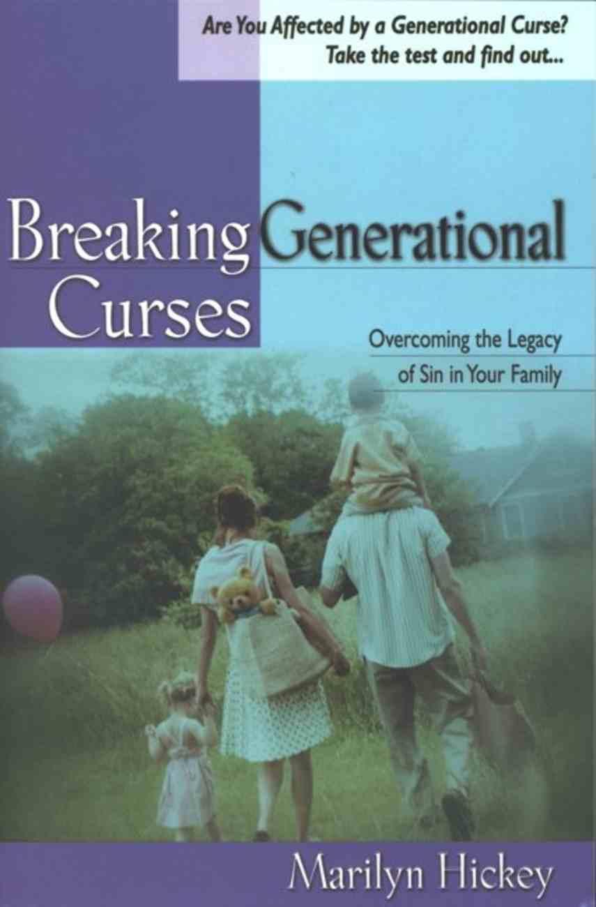 Breaking Generational Curses eBook