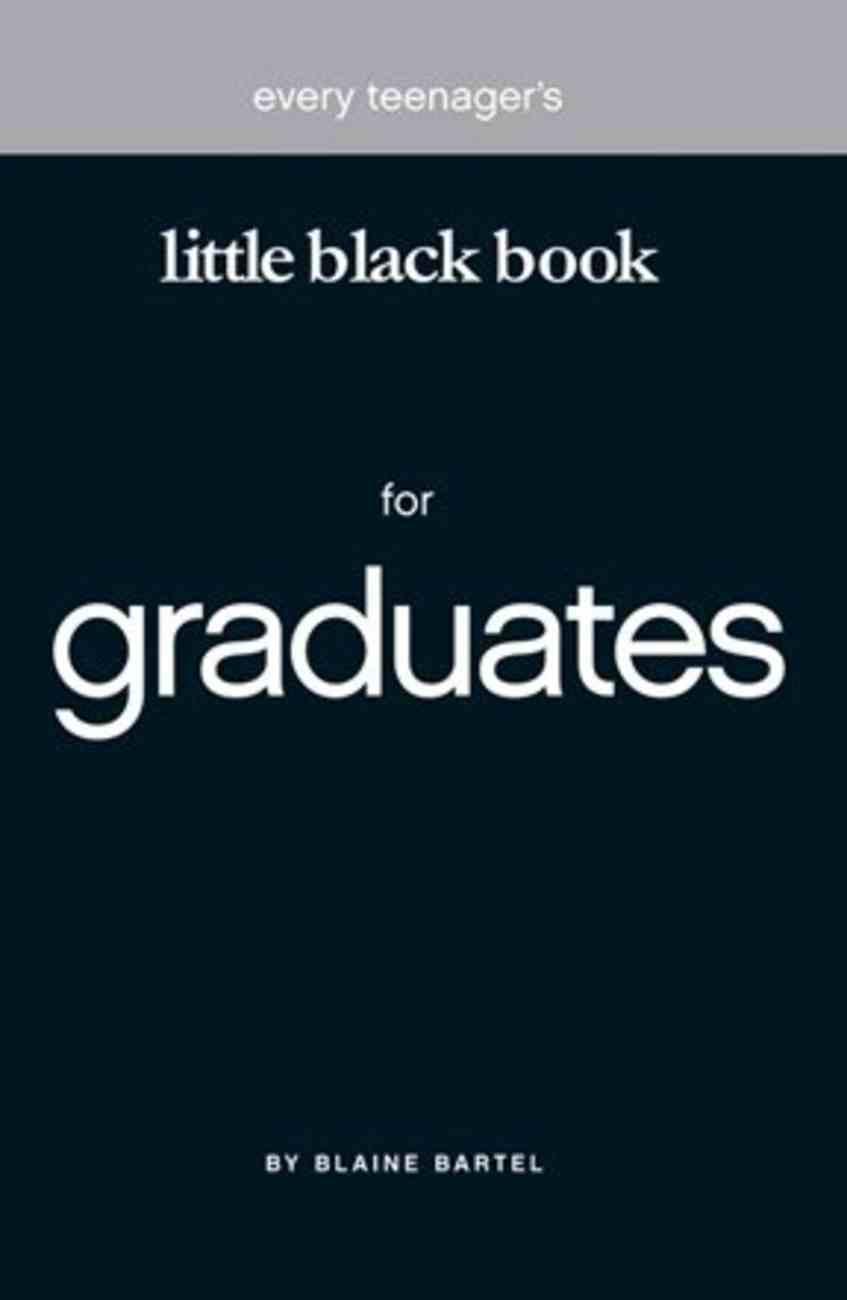 Little Black Book For Graduates eBook