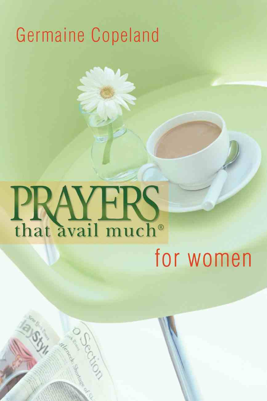 Prayers That Avail Much For Women- Pocket Edition (Prayers That Avail Much Series) eBook