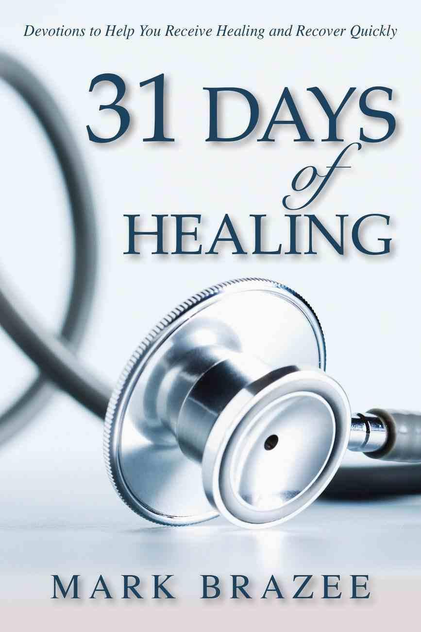31 Days of Healing eBook