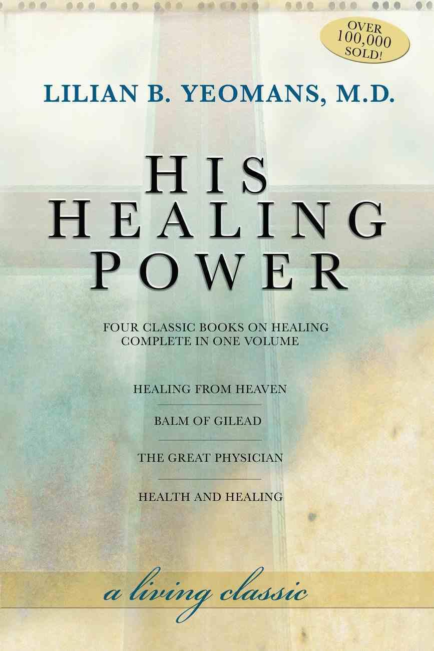 His Healing Power eBook