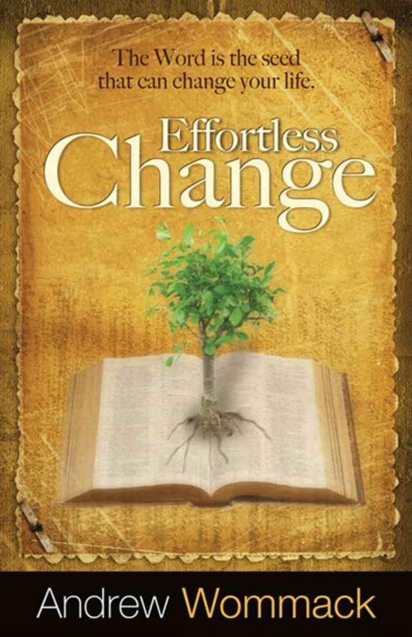 Effortless Change eBook