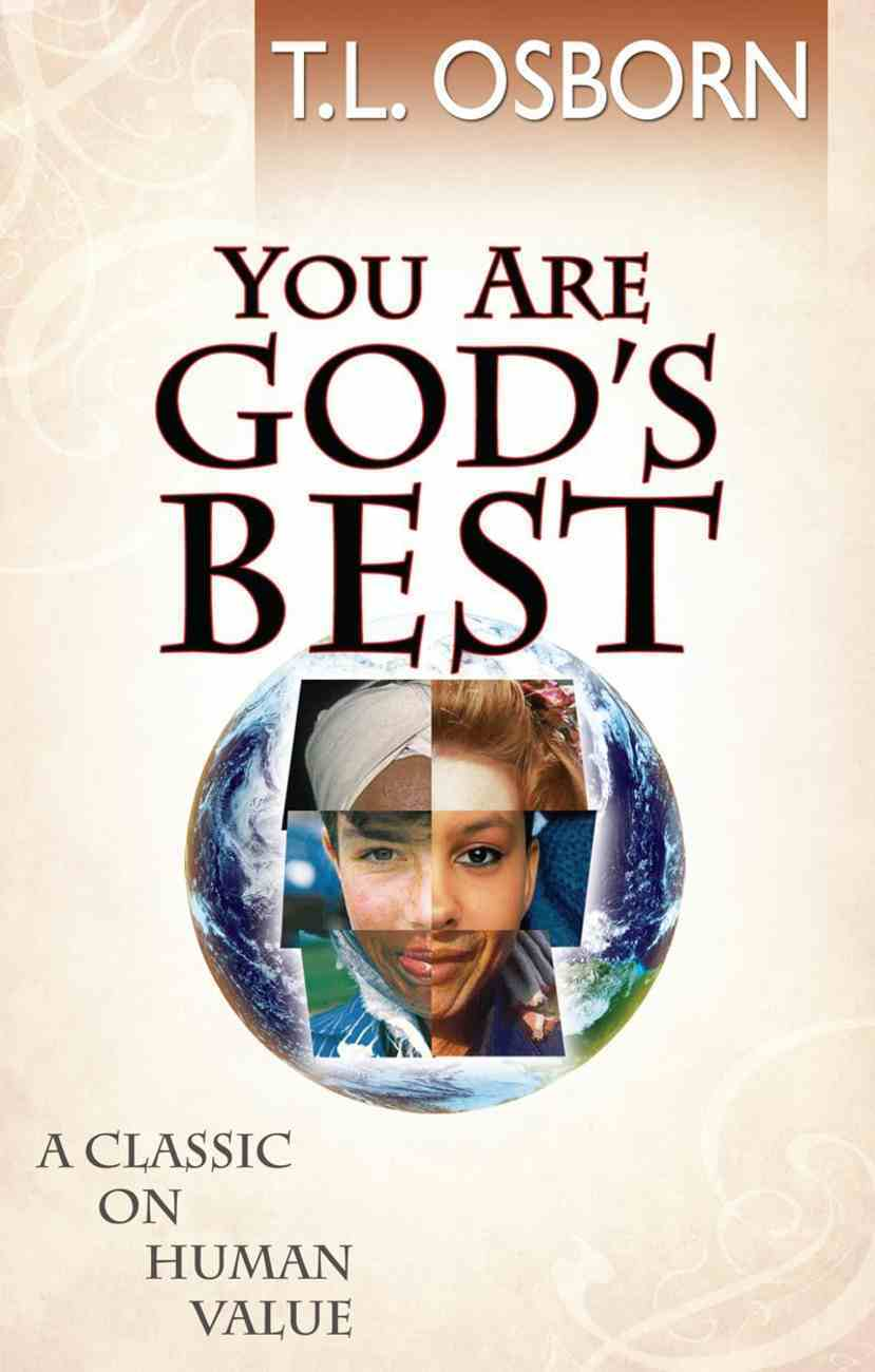 You Are God's Best! eBook