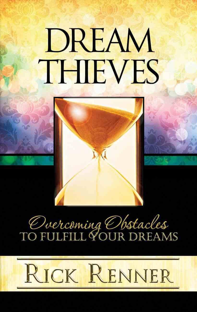 Dream Thieves eBook