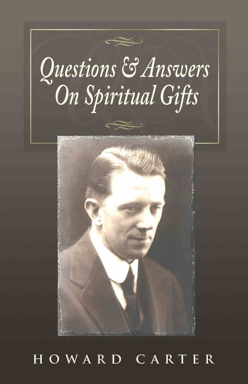 Questions and Answers on Spiritual Gifts eBook