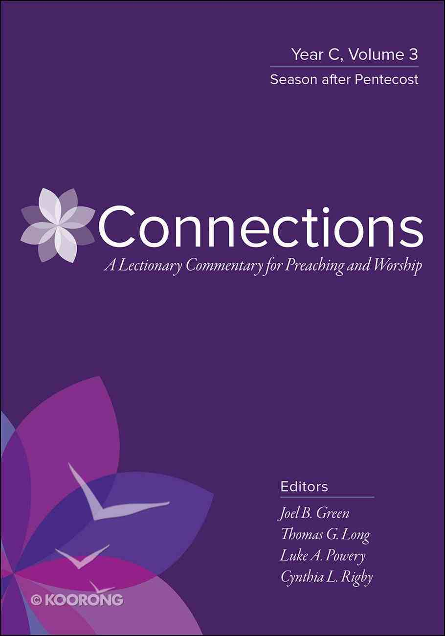 Connections: Year C, Volume 3 eBook