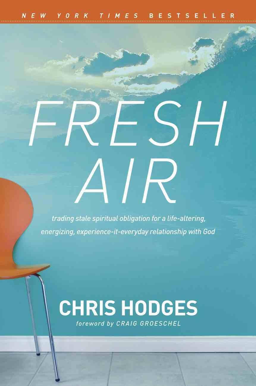 Fresh Air (Unabridged, 6 Cds) CD