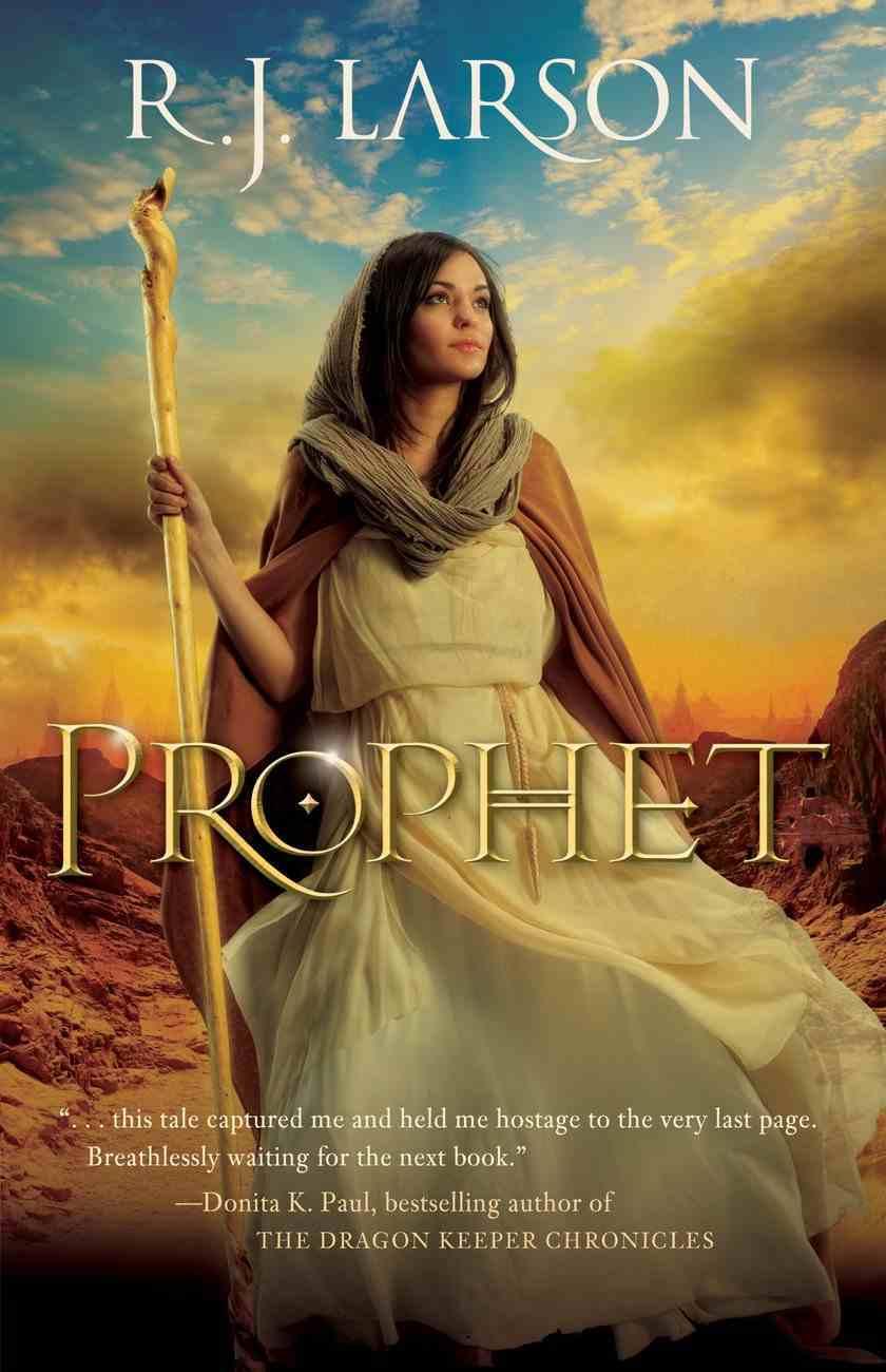 Prophet (Unabridged, MP3) (#01 in Books Of The Infinite Audio Series) CD