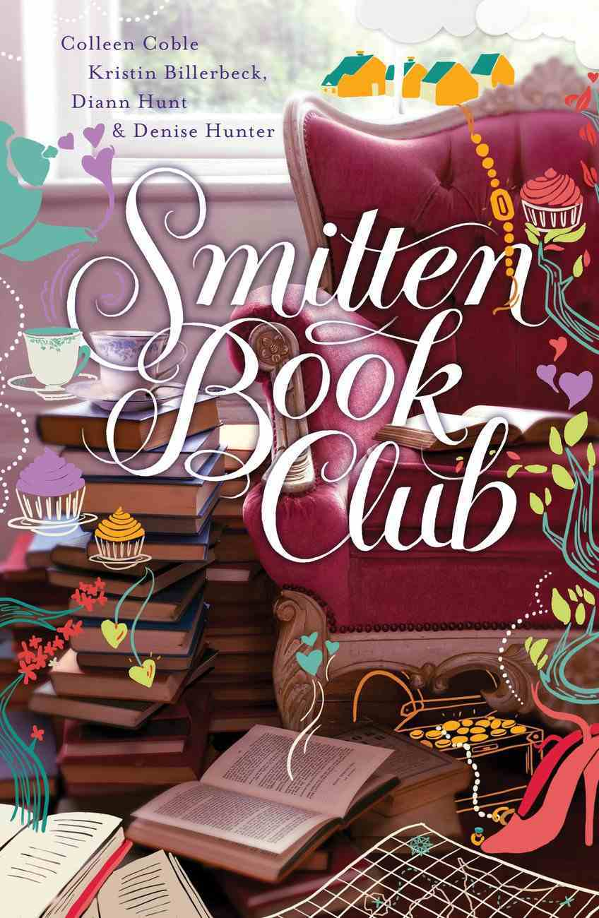4in1 Smitten Book Club (Unabridged, 8 CDS) (Smitten Book Club Audio Series) CD