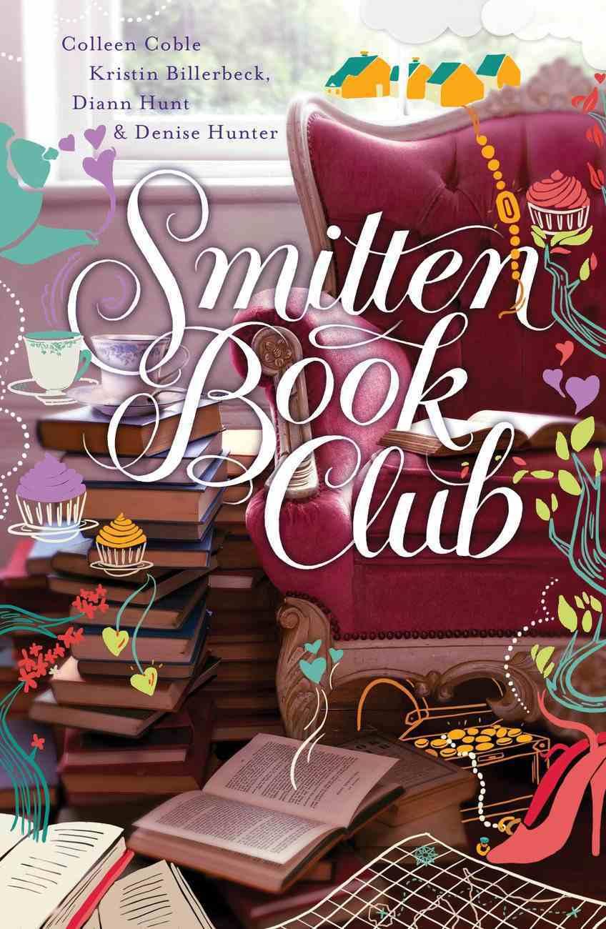 4in1 Smitten Book Club (Unabridged, MP3) (Smitten Book Club Audio Series) CD