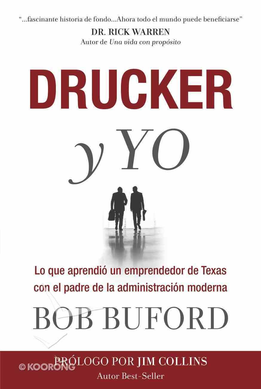Drucker Y Yo eBook