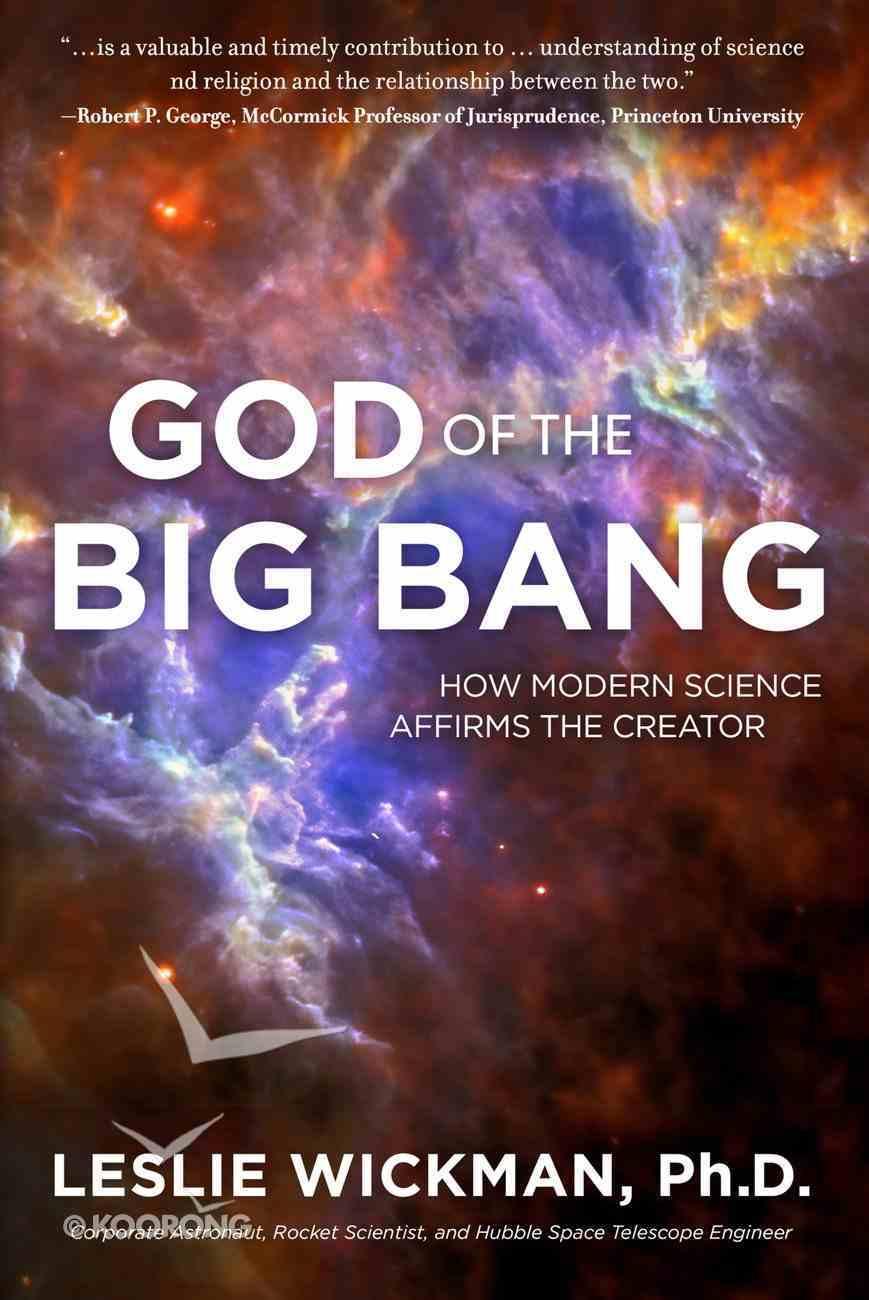 God of the Big Bang eBook